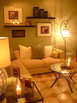 Stunning Living Room Wall Decoration Ideas 57