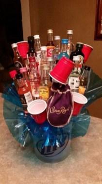 Stylish DIY Wine Gift Baskets Ideas 48