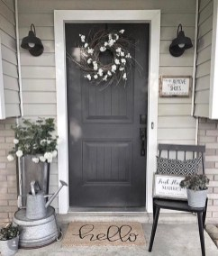 Unique Apartment Small Porch Decorating Ideas 38