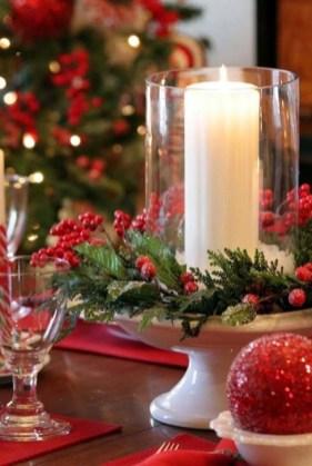 Amazing Christmas Centerpieces Decoration Ideas 08