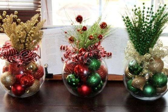 Amazing Christmas Centerpieces Decoration Ideas 17