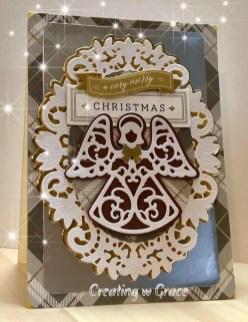Amazing Christmas Centerpieces Decoration Ideas 47