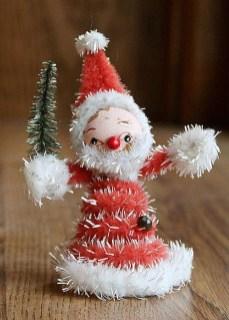 Beautiful Vintage Christmas Decoration Ideas 02