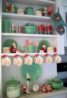 Beautiful Vintage Christmas Decoration Ideas 04