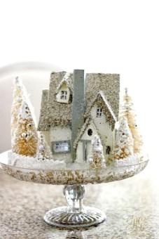 Beautiful Vintage Christmas Decoration Ideas 10