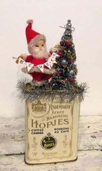Beautiful Vintage Christmas Decoration Ideas 12