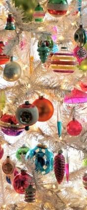 Beautiful Vintage Christmas Decoration Ideas 18