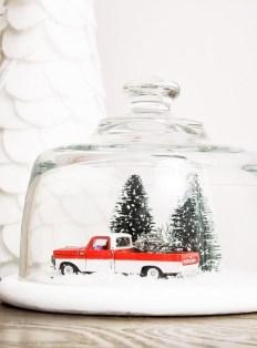 Beautiful Vintage Christmas Decoration Ideas 22