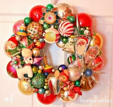Beautiful Vintage Christmas Decoration Ideas 27