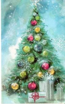 Beautiful Vintage Christmas Decoration Ideas 33