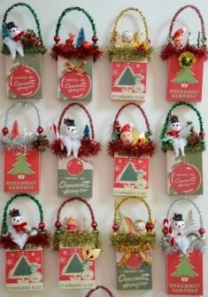 Beautiful Vintage Christmas Decoration Ideas 36