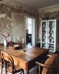 Best Rustic Dining Room Design Ideas 06