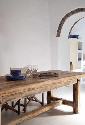 Best Rustic Dining Room Design Ideas 12