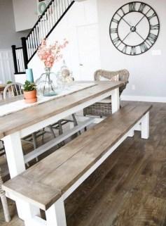 Best Rustic Dining Room Design Ideas 14