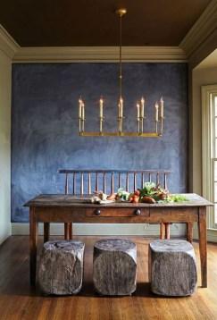 Best Rustic Dining Room Design Ideas 18