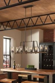 Best Rustic Dining Room Design Ideas 35