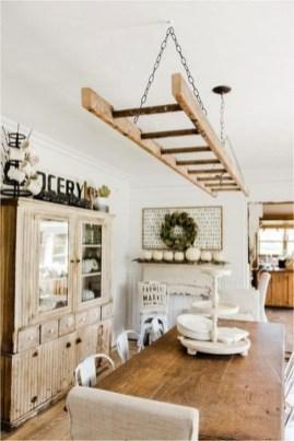 Best Rustic Dining Room Design Ideas 38