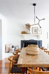 Best Rustic Dining Room Design Ideas 44