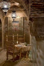 Comfy Moroccan Dining Room Design You Should Try 07