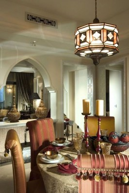 Comfy Moroccan Dining Room Design You Should Try 10