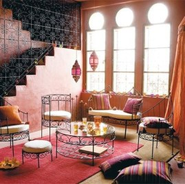 Comfy Moroccan Dining Room Design You Should Try 13