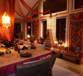 Comfy Moroccan Dining Room Design You Should Try 16