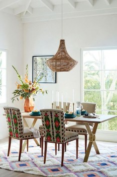 Comfy Moroccan Dining Room Design You Should Try 19
