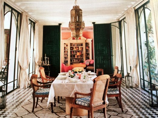 Comfy Moroccan Dining Room Design You Should Try 26