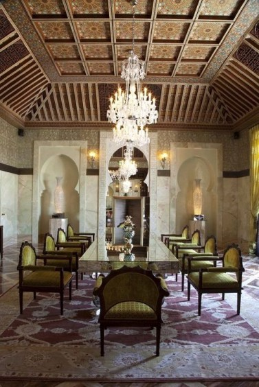Comfy Moroccan Dining Room Design You Should Try 39