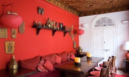 Comfy Moroccan Dining Room Design You Should Try 40