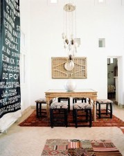 Comfy Moroccan Dining Room Design You Should Try 45