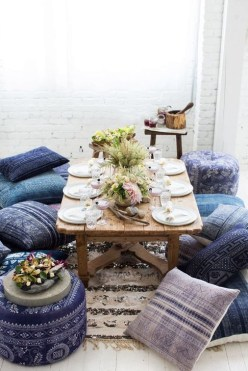 Comfy Moroccan Dining Room Design You Should Try 50