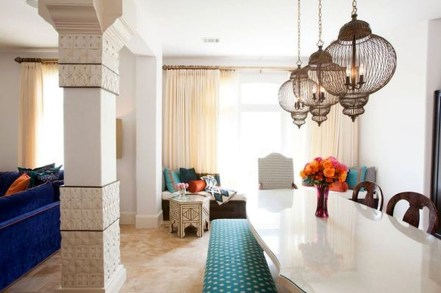 Comfy Moroccan Dining Room Design You Should Try 52