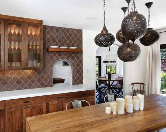 Comfy Moroccan Dining Room Design You Should Try 59
