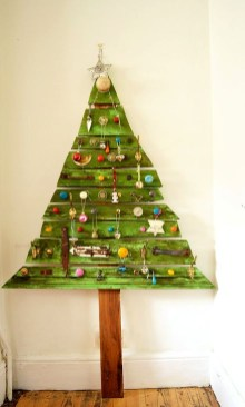 Cool Wood Christmas Decoration You Will Love 07