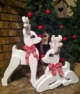 Cool Wood Christmas Decoration You Will Love 30