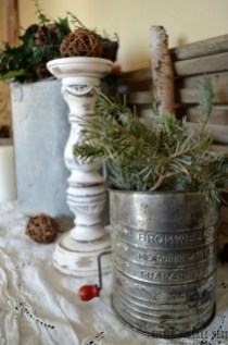 Cozy Rustic Winter Decoration For Your Home 20