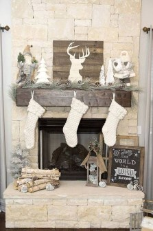 Cozy Rustic Winter Decoration For Your Home 50