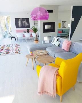 Elegant Scandinavian Living Room Design Ideas 08