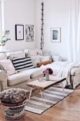Elegant Scandinavian Living Room Design Ideas 11
