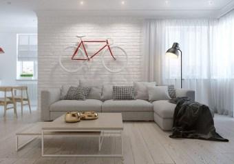Elegant Scandinavian Living Room Design Ideas 12