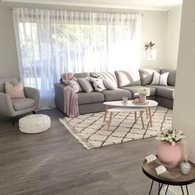 Elegant Scandinavian Living Room Design Ideas 37