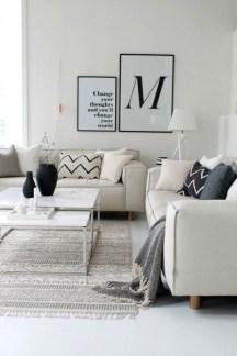 Elegant Scandinavian Living Room Design Ideas 41