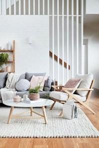 Elegant Scandinavian Living Room Design Ideas 46