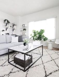 Elegant Scandinavian Living Room Design Ideas 49