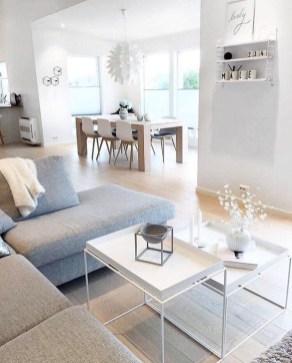 Elegant Scandinavian Living Room Design Ideas 51