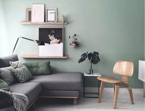 Elegant Scandinavian Living Room Design Ideas 52