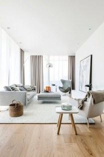 Elegant Scandinavian Living Room Design Ideas 59