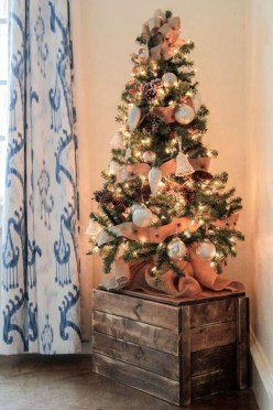 Fabulous Christmas Decoration Ideas For Small House 35