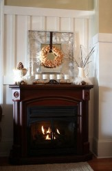 Favorite Mantel Decoration Ideas For Winter 32